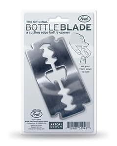 1 X BOTTLE BLADE a cutting-edge bottle opener