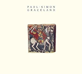 "Cover of ""Graceland"""