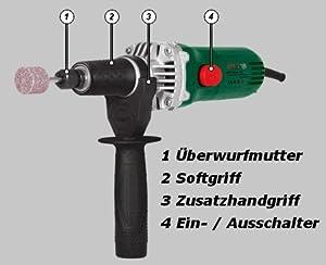 DWT Geradschleifer GS600 VS (Stab, Geradschleifer)  BaumarktÜberprüfung und Beschreibung