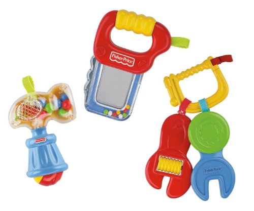 Fisher Price Fisher Price Boy's Peg Gift Set