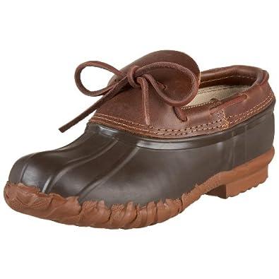 Amazon.com: Kenetrek Men's Duck Shoe Waterproof Slip-On: Shoes