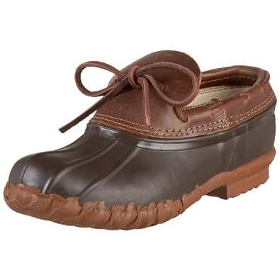 Kenetrek Men's Duck Shoe Waterproof Slip-On Boot,Brown,6 M US