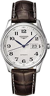 Longines Master Collection Mens Watch L2.648.4.78.3 from watchmaker Longines