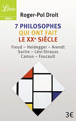 7-philosophes-qui-ont-fait-le-xxe-siecle