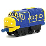 Chuggington Die-Cast - La Locomotive Bruno - Véhicule Miniature 6 cm