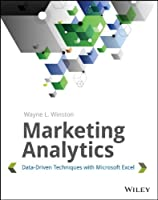 Marketing Analytics: Data-Driven Techniques with Microsoft Excel Front Cover