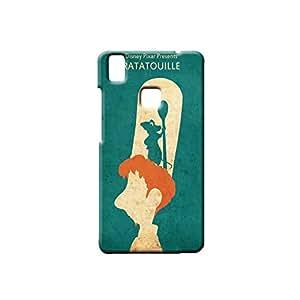 G-STAR Designer Printed Back case cover for VIVO V3 - G1558