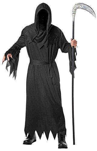 Seasons - Faceless Ghoul Adult Costume