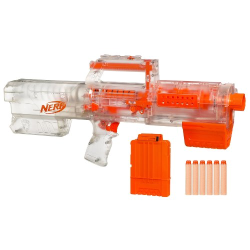 Nerf N-Strike Rifle Deploy CS-6 Dart Blaster
