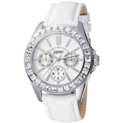 Esprit Damen Armbanduhr DOLCE VITA WHITE A.ES102392003