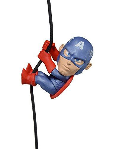 "NECA Scalers 2"" Characters Wave 3 ""Captain America"" Figure"