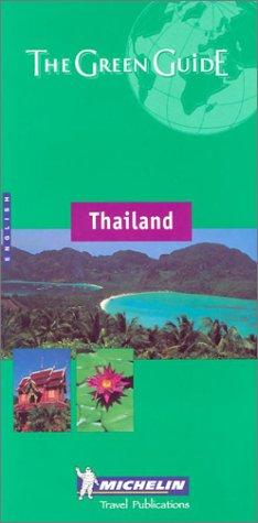 Michelin THE GREEN GUIDE Thailand, 2e