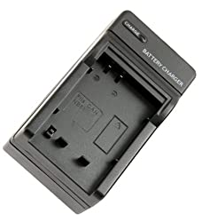 STK's Canon NB-5L Battery Charger - for Canon S100, Canon S110, Canon PowerShot S100, Canon PowerShot SX230 HS, Canon PowerShot S110, SX210 IS, SD790 IS, SX200 IS, Canon S210IS, S230HS, SD800 IS, SD850 IS, SD870 IS, SD880 IS, SD900, S200IS, SD800IS, SD700