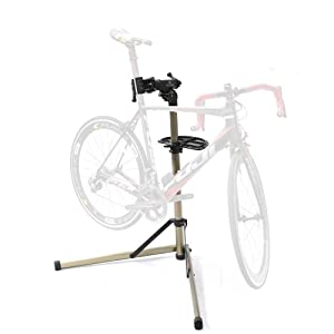 BIKEHAND Cycle Pro Mechanic Bicycle Repair Stand rack Bike by Bikehand