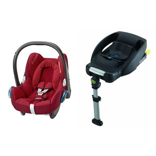 Maxi-Cosi CabrioFix Travel Bundle