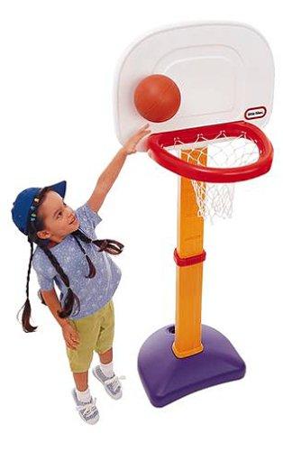 An Image of Little Tikes EasyScore Basketball Set