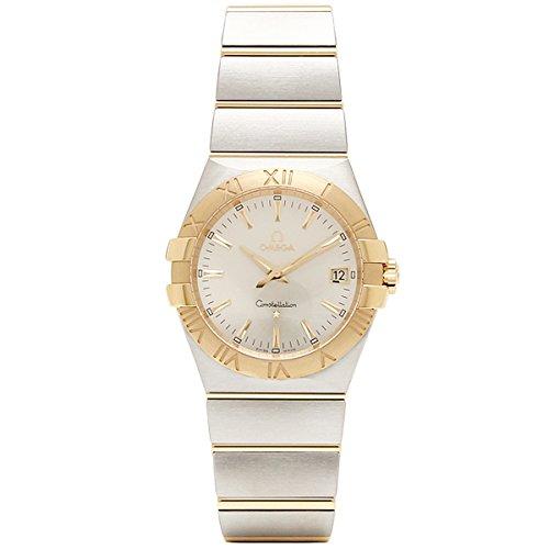 (オメガ) OMEGA オメガ 時計 メンズ OMEGA 123.20.35.60.02.002 CONSTELLATION コンステレーション 腕時計 ウォッチ シルバー/ホワイト[並行輸入品]