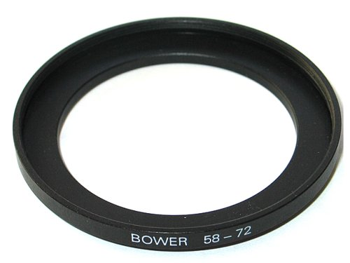 Bower 58-72mm Step-Up Adapter Ring