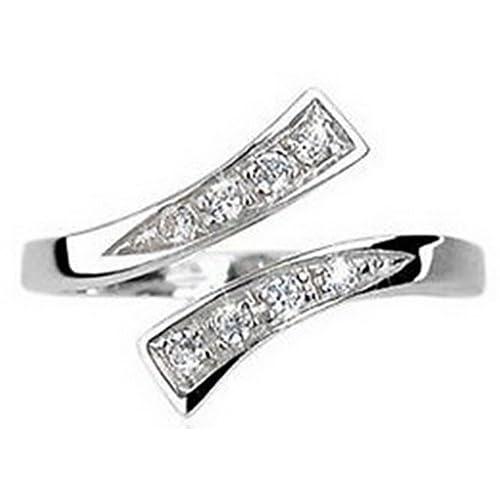 C-Princess トゥリング 足指リング 指輪 ピンキーリング 飾り アクセサリー レディース シンプル 小物 ジュエリー 調節可能 デート
