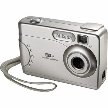 Mikona DV-8 Digital Camera