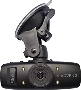 Rollei CarDVR-70 Auto Kamera inkl. Saugnapfhalterung
