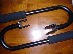 Total Gym Dip Bars