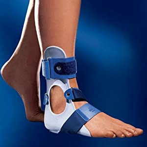 Bauerfeind CaligaLoc Ankle Brace (Left, 3)