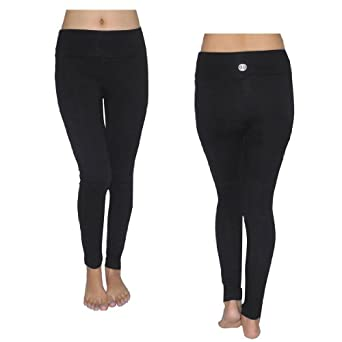 Balance Collection (by Marika) Womens Skinny Leggings / Yoga Pants XL Black