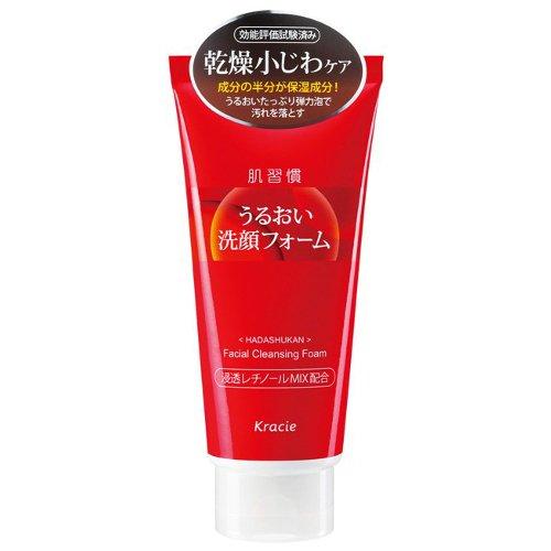 肌習慣 うるおい洗顔フォーム 110g