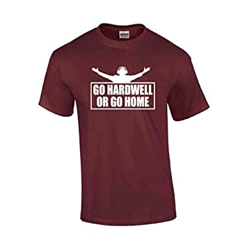 men tops tees t shirtsGo Hardwell Or Go Home T Shirt
