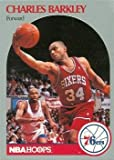 Charles Barkley Basketball Card (Philadelphia 76ers) 1990 Hoops #225 at Amazon.com