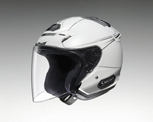 Shoei (SHOEI) J-FORCE 3 LUBLA (rubra) TC-6 (WHITE : GREY) S (55c...