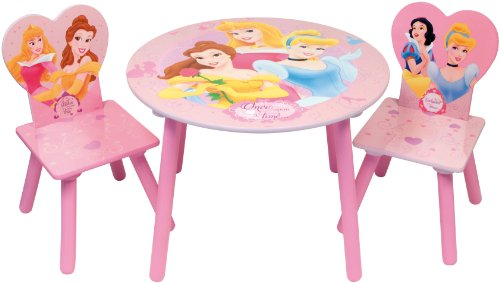 Tables Princesse Disney Pas Cher
