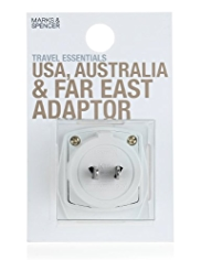 USA, Australia & Far East Adaptor