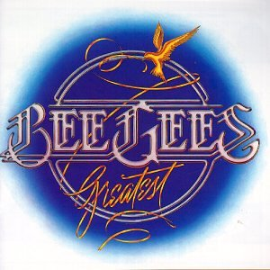 Bee Gees Greatest artwork