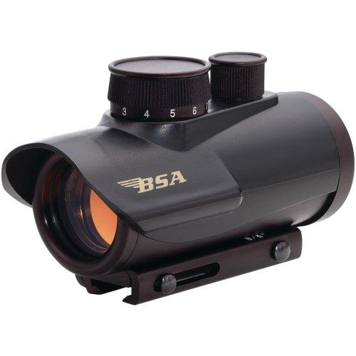 Bsa Optics Rd30Cp 30Mm Matte Black Finish Red Dot Sight