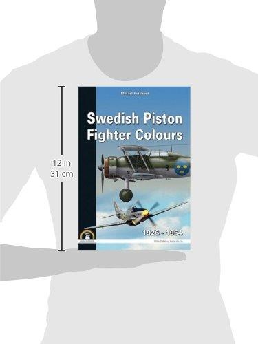 Swedish Piston Fighter Colours: 1925 - 1954 (White Series)