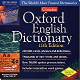 Product B0009PH9CS - Product title Oxford Concise English Dictionary 11th Edition