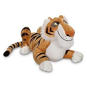 ".com: Disney the Jungle Book Shere Khan Plush - 14"": Toys & Games"