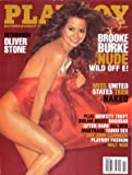 Playboy Magazine: November 2004 (Brooke Burke Cover)