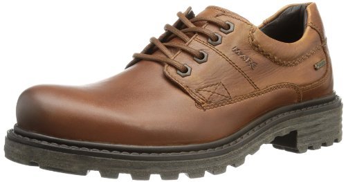 Marc Shoes Mens Paul Derby Brown Braun (whisky 370) Size: 12 (46 EU)