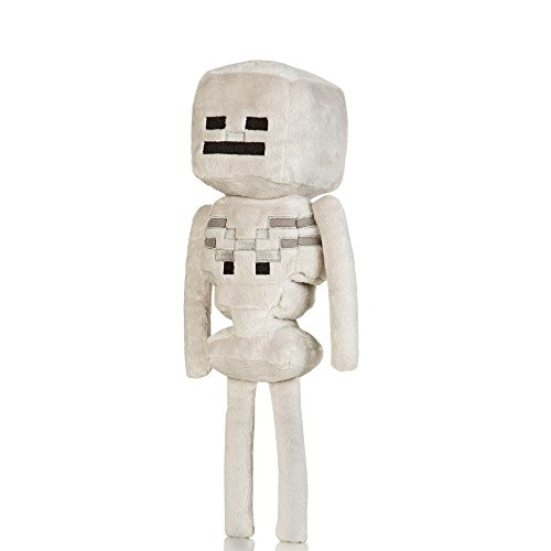 "Jinx Minecraft 12"" Skeleton Plush - 1"