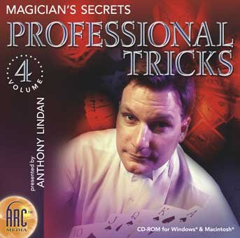 Magician's Secrets Professional Tricks Volume 4