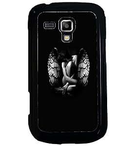 PRINTVISA Cartoon Case Cover for Samsung Galaxy S Duos S7562