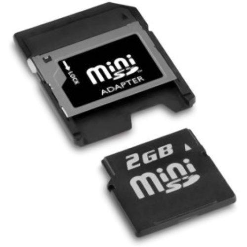 Cheapest Prices! SMART-Tech 2G MINI SD MEMORY CARD for Canon DC10 DC20 DC40 S1 E019
