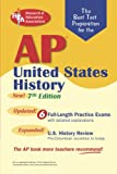 AP United States History (REA) - The Best Test Prep for the AP Exam: 7th Edition (Test Preps) (0738602183) by McDuffie, J. A.