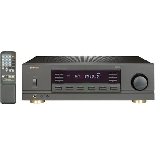 Sherwood RX-4105 2-Channel 100-Watt Stereo Receiver