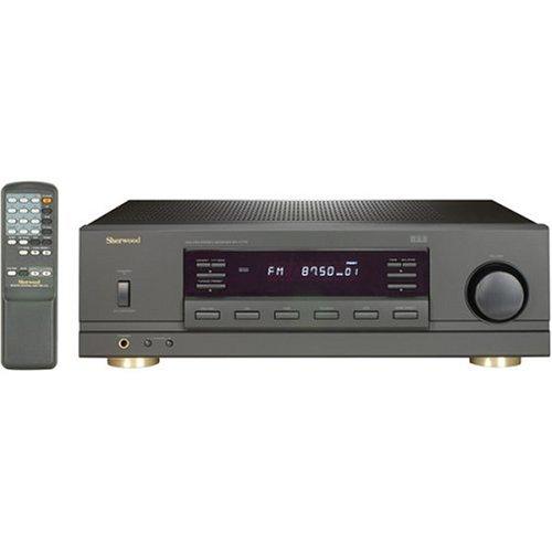 Sherwood RX-4105 2 x 100 Watt RMS Stereo Receiver (Black)