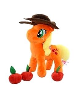 MLP Apple Doll Animal My Little Pony Friendship Is Magic Applejack Plush Toy