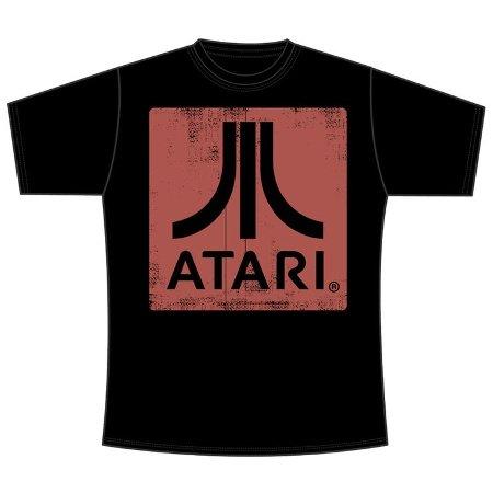 atari-t-shirt-s-schwarz-rotes-logo